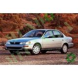 Manual Reparación Motor 7a-fe Toyota Corolla Baby Camry 1.8