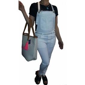 Jardinero Enterito Mujer Elastizado Chupin Calidad Premium