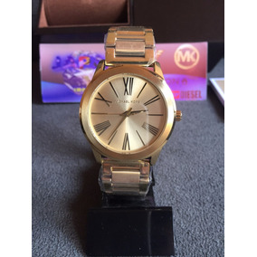 3e234546e0049 Relogio Michael Kors Mk 5401 Feminino S - Relógios De Pulso no ...
