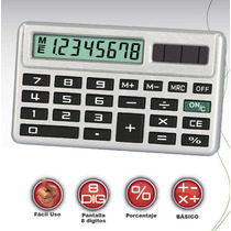 Calculadora Estandar De 8 Digitos Tipo Bolsillo Auto Apagado