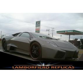 Pontiac Fiero Lamborghini Replica Reventon Fibra De Vidrio