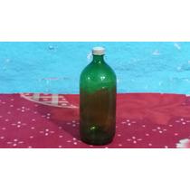 Antiguo Botella Insecticida Tal Cual Foto