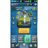 Cuenta Clash Royale 3600 8 Legendarias