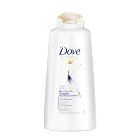 Shampoo Dove Reconstrucción Completa 6pzas De 750ml