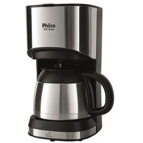 Cafeteira Elétrica Thermo Ph41 Até 30 Cafés Preta 220v