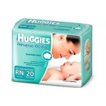240 Pañales Huggies Recien Nacidos ¡super Oferta!