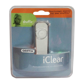 Forro Para Ipod Shuffle Iclear Griffin