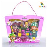 Pinypon Peter Pan Originales Con Accesorios Toybox