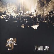 Pearl Jam Mtv Unplugged Vinilo Nuevo Y Sellado Musicovinyl
