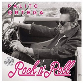 Cd Palito Ortega Rock N