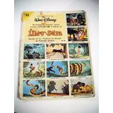Álbum El Libro De La Selva Walt Disney Editorial Novaro