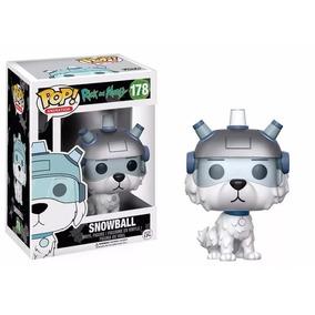 Snowball 178 - Rick E Morty - Pop! Funko