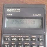 Calculadora Hp10b Business Funcionando Sedex R$10,00