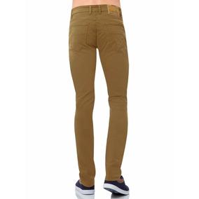 Pantalon Jeans 56600043 Negro Vino Blanco Gabardina Strech