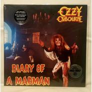 Ozzy Osbourne - Diary Of A Madman - Importado Vinil 180 Gram