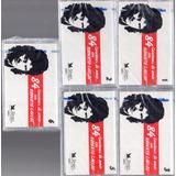 Paquete De 5 Cassetes Roberto Carlos