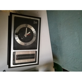 Radio Reloj Despertador General Electric Antiguo