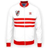 Campera adidas River Plate 1986 Blanca