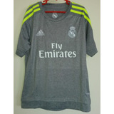 Conjunto (polera + Short) Real Madrid James