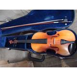 Violin Marca Karl Hofner 4/4,aleman,algo Maltratado Del Año