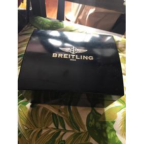 Caixa De Relógio Breitling 1884 Original Linda