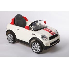 Auto A Bateria Mini Cooper S - Control Remoto - Kiddy