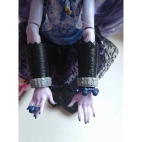 Bracelete Kitty Cheshire Impresso Em 3d Ever After High