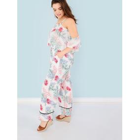 Palazo Pantalon Blusa, Tallas Extras 2xl, Tallas Grandes