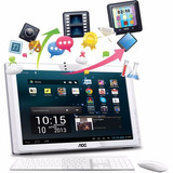 Monitor Led Aoc 22 Hd Smart Android Wifi All In One Hdmi