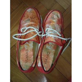 Zapatillas Viamo Mujer