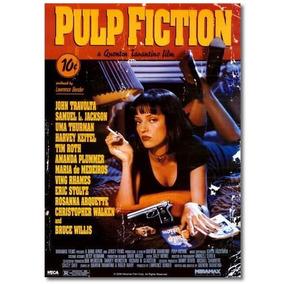 Poster Gigante Pulp Fiction Original Importado Uk 100x140