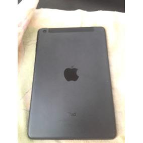 Ipad Mini 2 3g E Wifii Tela Trincada Mas Touch Ok