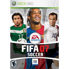 Fifa Soccer 07 Xbox 360