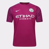 Camisa Manchester City Home 17/18 Original Empires Sports