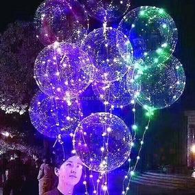 Balão Para Festa Com Led Aniversário Casamento Bexiga Balada
