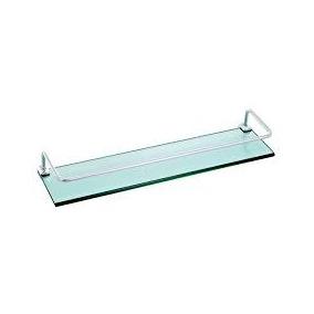 Porta Shampoo Com Proteção 40cm Vidro Temperado 39,90