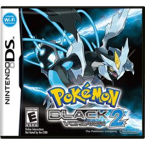 Pokemon Black Version 2 Mídia Física 100% Original Novo Nds