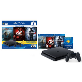 Playstation 4 Sony Slim 1tb + Dualshock