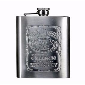 Cantil Garrafa Whisky Jack Daniel