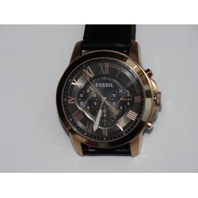 Relojes Fosil Usados Piel Reloj para Hombre Fossil, Usado