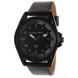 Reloj Carouomo Time P/ Hombre, Aluminio, Mod. Cu04-albk