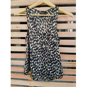 Musculosa, Koxis, Seda, Mujer. Talle S