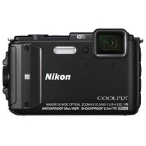 Nikon Aw130 Sumergible 16mp 5x Wifi Gps Full Hd Lcd Alclick