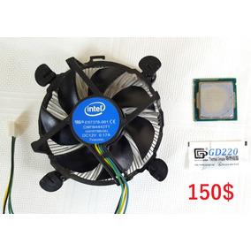 Procesador Intel Core I7 4790 1150 Fan Cooler Pasta Termica