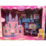 Castillo Encantado Princesas Medium