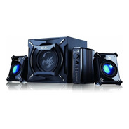 Parlantes Genius Gx Sw-g2.1 2000 45w Rms Subwoofer Gamer