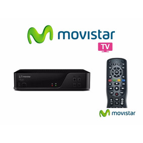 Decodificador Tv Movistar Hd - Solo Empresas Y Pospago Tdc