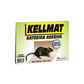 Ratoeira Adesiva,cola Para Pega Rato