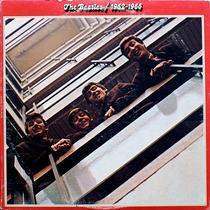 Vinilo The Beatles 1962 - 1966 Lp Doble Nuevo Edicion 2014