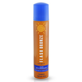 Flash Bronze - Spray Autobronzeador À Jato - Bio Estética